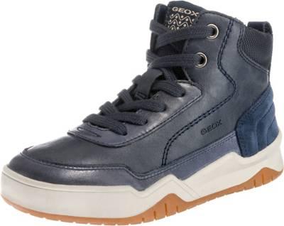 GEOX, Sneakers High PERTH für Jungen, blau