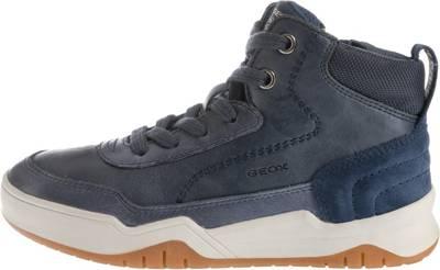 Sneakers High GREGG Blinkies für Jungen, Flamme, GEOX | myToys