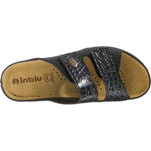 Pantoletten schwarz INBLU INBLU 06000008 Komfort schwarz 06000008 06000008 schwarz Pantoletten INBLU Komfort Pantoletten Komfort Oq7AA
