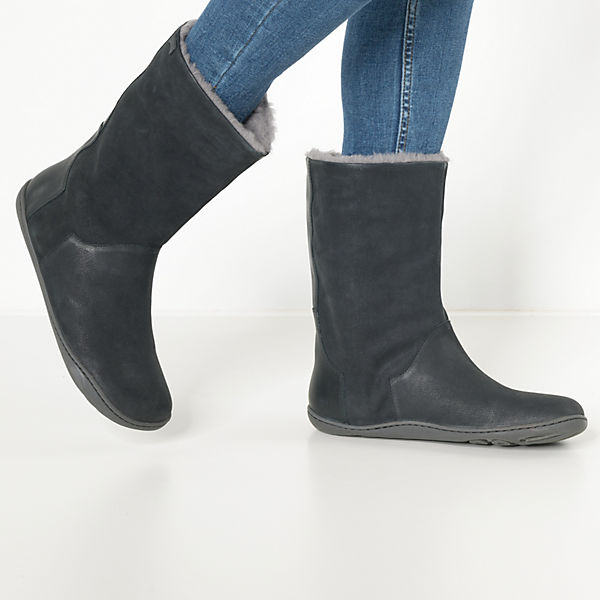 CAMPER Winterstiefel schwarz  Gute Qualität beliebte Schuhe