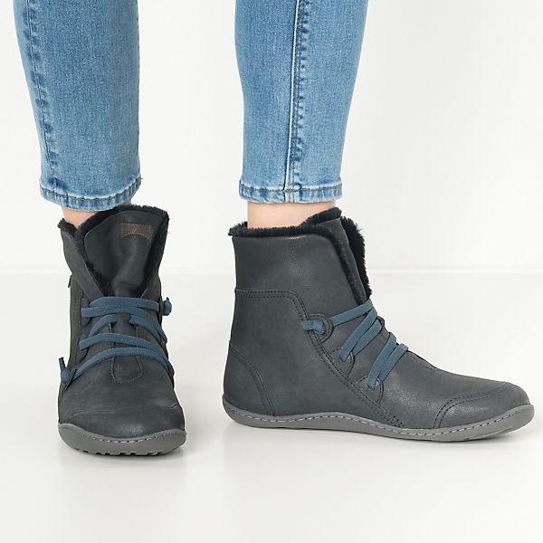 CAMPER, Winterstiefel, schwarz  Gute Qualität beliebte Schuhe