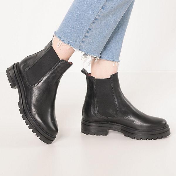 JOLANA &  FENENA, Chelsea Boots, schwarz  &  82e786