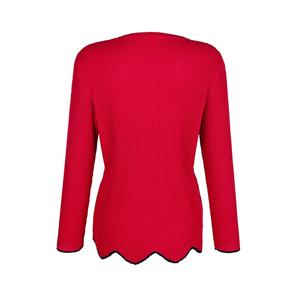 Pullover Paola rot Paola Pullover qSOaE