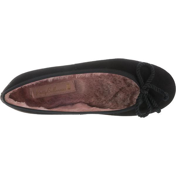 Pretty Ballerinas, Klassische Ballerinas, schwarz schwarz Ballerinas,  Gute Qualität beliebte Schuhe 05cf1c