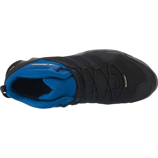 Trekkingstiefel Performance TERREX MID kombi GTX adidas schwarz AX2R Sw41ndx