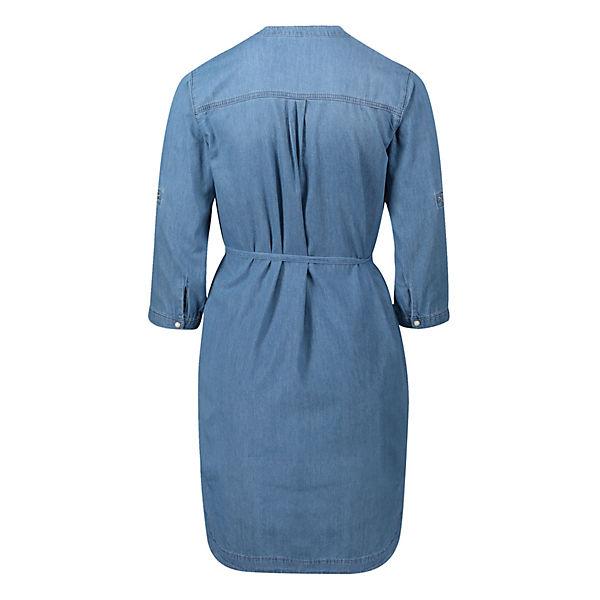 blau blau Barclay Betty Barclay Barclay Jeanskleid Jeanskleid Betty Jeanskleid Betty qzO5AnwO