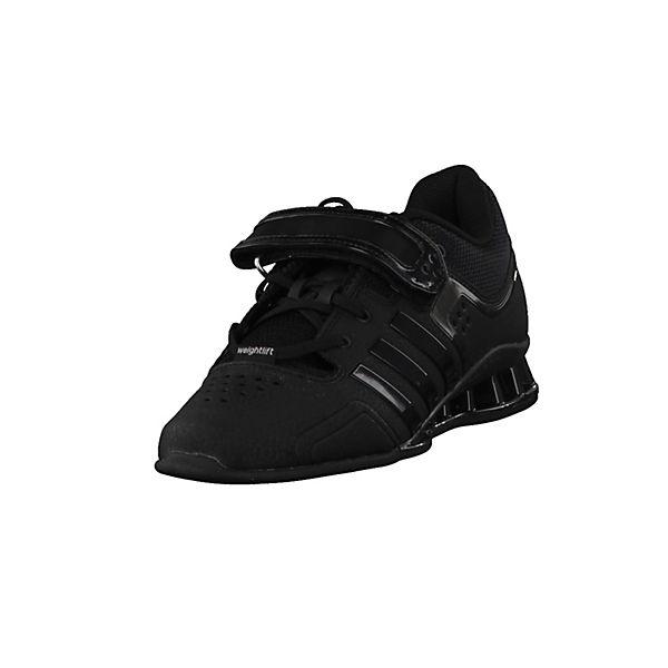 2017 adidas schwarz Fitnessschuhe BA7923 Performance Adipower BaqExva
