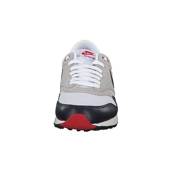 652989 Air in 104 kultverdächtigem Odyssey Nike Sportswear Low kombi Design Sneakers grau q5WwZtxOS