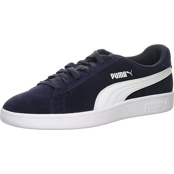PUMA, Smash Smash Smash v2 364989-01 Sneakers Low, dunkelblau   e1481d