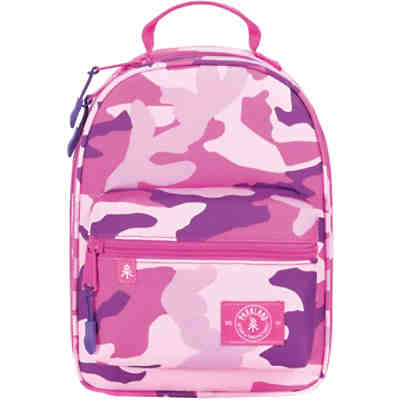 Kühltasche Lunch Bag THE RODEO Woodland Camo Pink