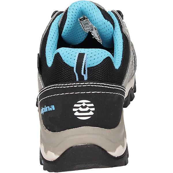 Alpina, SIMBIA Gute LOW Wanderschuhe, beige  Gute SIMBIA Qualität beliebte Schuhe 033fb9