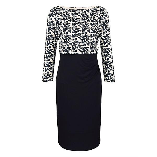 Alba Moda Moda schwarz Jerseykleid Alba Jerseykleid w07qnz6S56