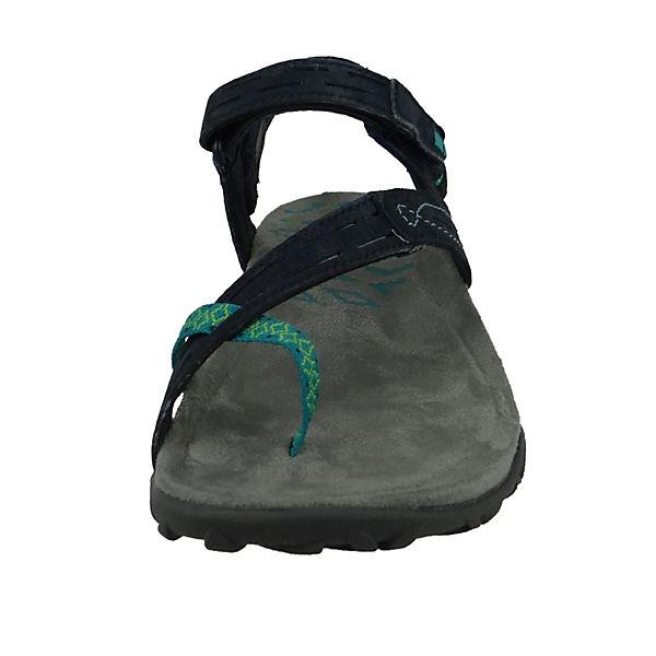 MERRELL Terran Convert II Klassische Sandalen schwarz  Gute Qualität beliebte Schuhe