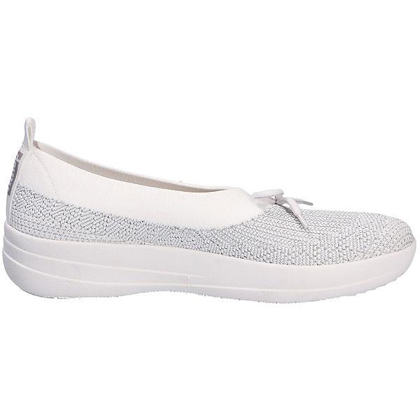 FitFlop, Klassische Slipper, weiß weiß Slipper,   a60a26
