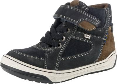 Lurchi, Halbschuhe, TEX, Weite W für breite Füße, für Jungen, dunkelblau