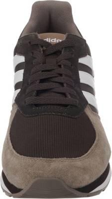 adidas Sneaker Advantage, Veloursleder, herausnehmbare