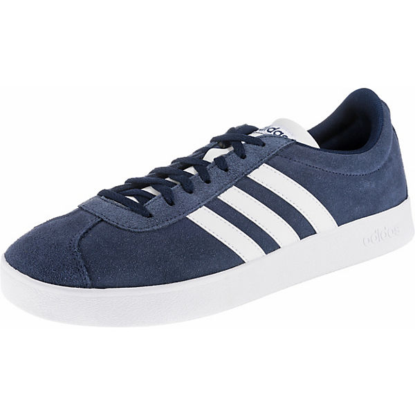 Inspired Court Vl dunkelblau adidas Low 2 Sport 0 Sneakers 5qtxv
