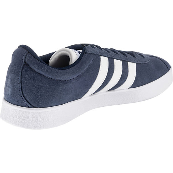 2 0 Sport Vl Court Inspired adidas dunkelblau Sneakers Low nXqIRg