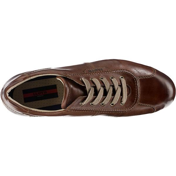 LLOYD Bacchus cognac Sneakers LLOYD Low Sneakers Low Bacchus RvRqwrf