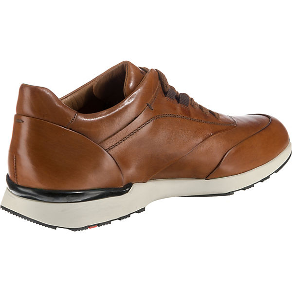 LLOYD, Ajas Sneakers Low, cognac cognac cognac  Gute Qualität beliebte Schuhe 1bb0b2
