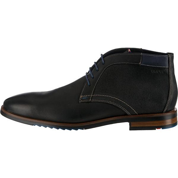 LLOYD, Double Gute Schnürstiefeletten, schwarz  Gute Double Qualität beliebte Schuhe 309e28
