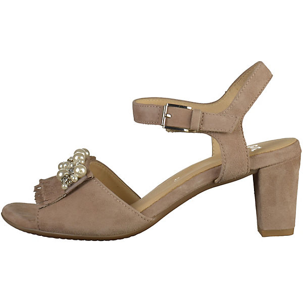 ara, Klassische Sandaletten, grau   grau  8df0fb