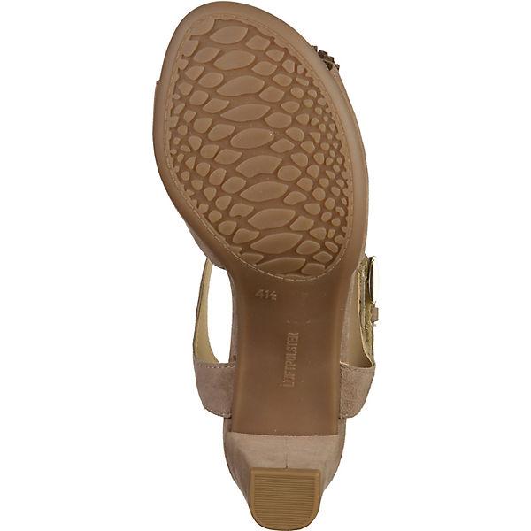 ara, Klassische Sandaletten, grau   grau  94d2d3