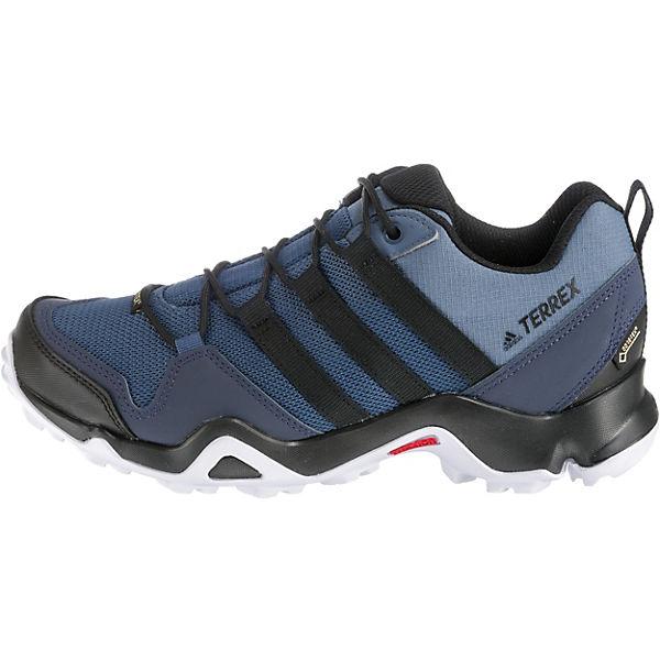 Trekkingschuhe adidas W TERREX GTX Performance blau AX2R XF8Xrw