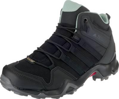 adidas Performance, TERREX AX2R MID GTX Trekkingstiefel, schwarz