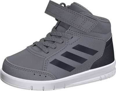 adidas Performance, Sneakers High AltaSport Mid für Jungen, grau