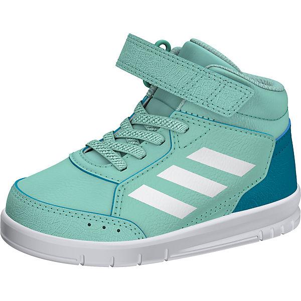 new concept ddd98 7fc13 adidas Performance, Sneakers High AltaSport Mid für Mädchen, mint