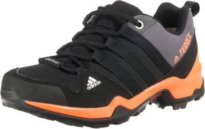 adidas Performance, Outdoorschuhe TERREX AX2R CP K für Jungen, schwarz