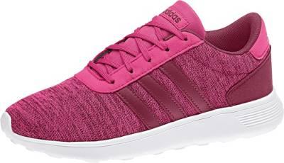 adidas Sport Inspired, Sneakers Low LITE RACER für Mädchen, pink