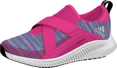 adidas Performance, Sportschuhe FortaRun X BTW für Mädchen, pink