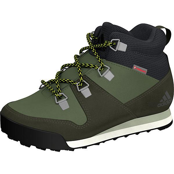Online-Shop b0f91 22097 adidas Performance, Winterschuhe CW SNOWPITCH für Jungen, grün
