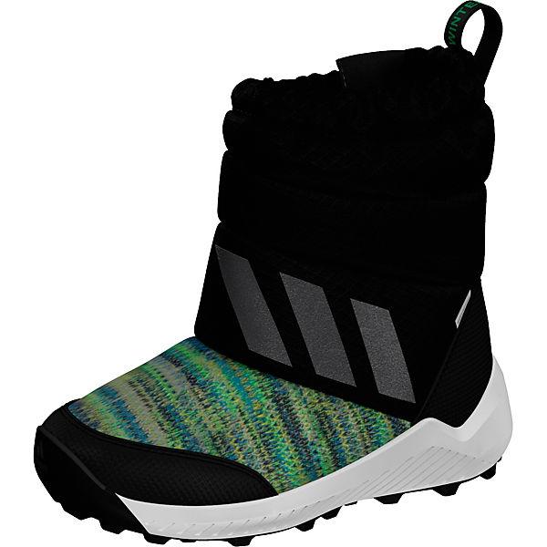 innovative design eeaba 13f6e adidas Performance, Winterstiefel RapidaSnow BTW für Jungen, schwarz