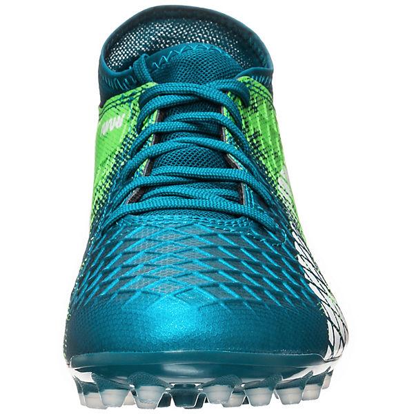 blau 4 grün Future MG Fußballschuhe PUMA 18 qRFHwO6