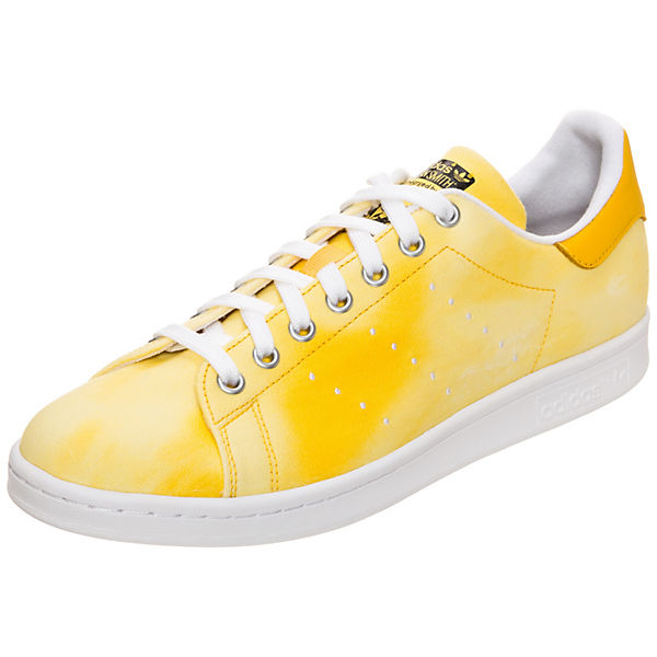 Low Holi Williams Smith hellgelb Pharell Originals Stan Pack Sneakers adidas xwvqO8I
