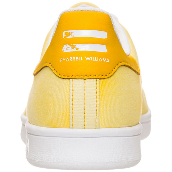 Stan Smith Pharell adidas hellgelb Williams Originals Low Pack Sneakers Holi wqa4CRU5