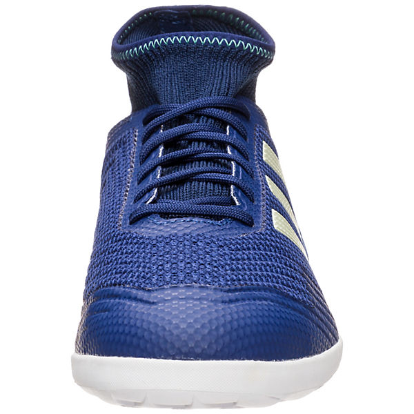 Predator adidas Tango 18 Performance 3 blau Indoor Fußballschuhe SwwvFqZ