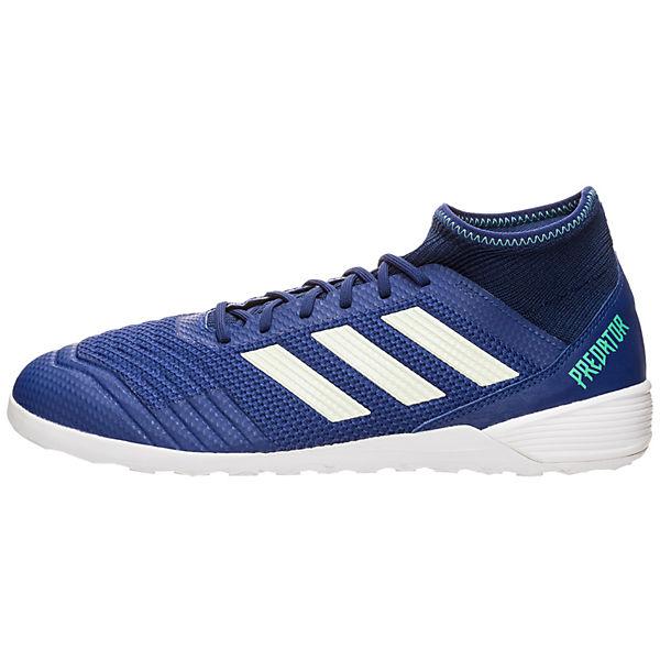 adidas 3 Performance Predator blau Fußballschuhe Indoor 18 Tango rxrqCB