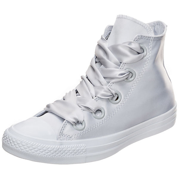 Chuck Taylor All Star Big Eyelet Satin Sneakers High