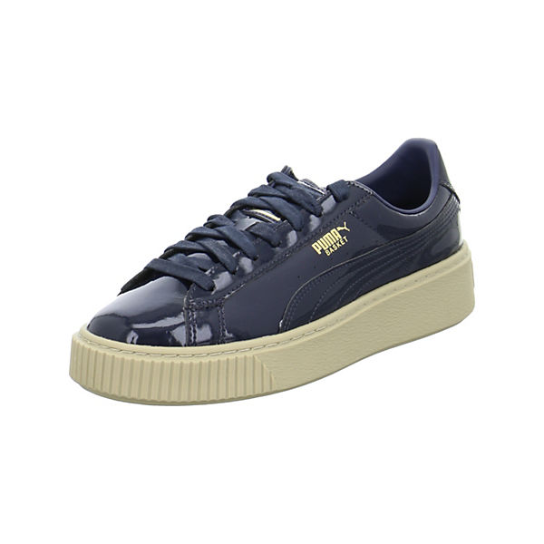 Basket Low Basket PUMA Sneakers blau PUMA blau Low PUMA blau Basket Low Sneakers Sneakers 7vTwnI1tx