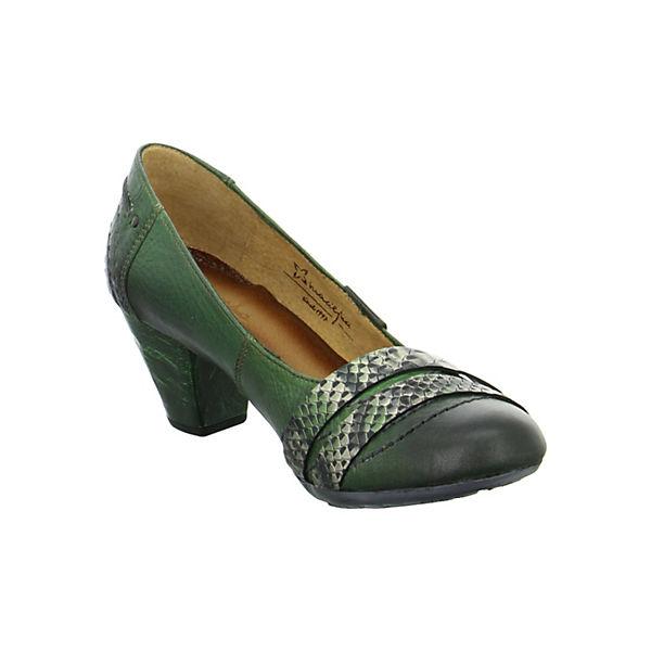 Maciejka, Klassische Gute Pumps, grün  Gute Klassische Qualität beliebte Schuhe 357202