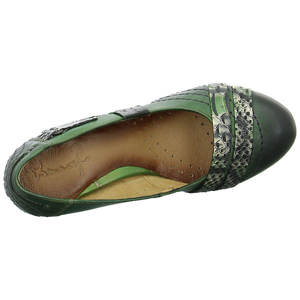 Maciejka, Klassische Gute Pumps, grün  Gute Klassische Qualität beliebte Schuhe f137f0