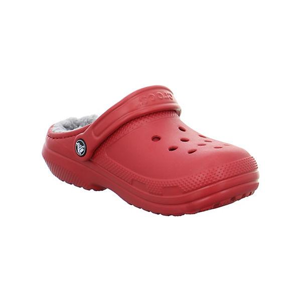 crocs, Classic Lined Clo Clogs, rot