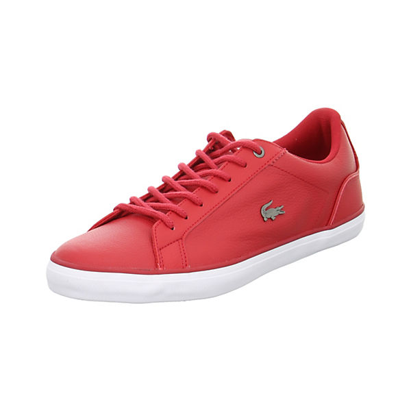 CAM 4 Low Sneakers Lerond rot LACOSTE 317 twx4qB