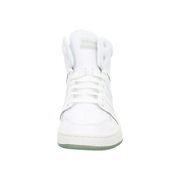 adidas Inspired High Sport weiß Cloudfoam Super Hoops Sneakers Mid r5rw0Afq