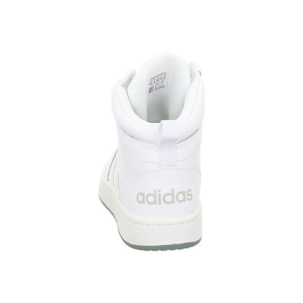 High Hoops Sneakers weiß Mid adidas Cloudfoam Sport Inspired Super qnYIIS0w
