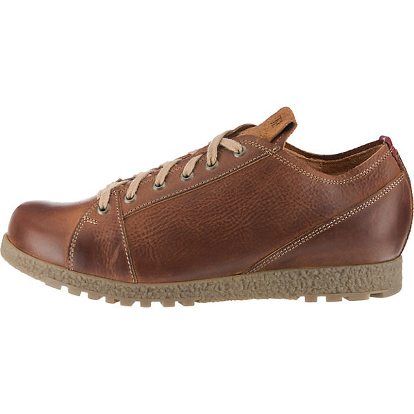 Think!, GROD Schnürschuhe, braun beliebte  Gute Qualität beliebte braun Schuhe 4a78b2